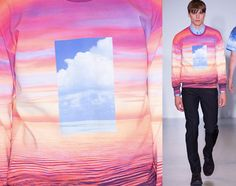 Print Trends | Apocalypse Now (Calvin Klein SP14)