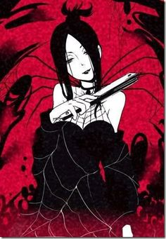 soul eater spider witch | Soul Eater Arachne