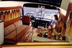 Elvis' tour bus, as the saying if only the walls could talk imagine the stories it would reveal 1984