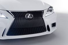 SPY SHOTS: 2014 Lexus IS 350 F Sport