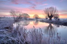 Photograph Dawn on the Stour by Antony Burch on 500px