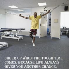 When everything feels like an uphill struggle, just think of the view from the top. Crutches, Tough Times, Cheer Up, Inspiring Quotes About Life, Inspiration Quotes, Feel Like, Everything, Feels, Medical