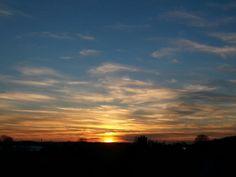 Wow sunset