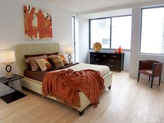 Do the colors in your staging work reflect the colors of your brand?
