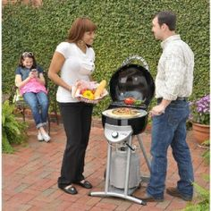 Char Broil Patio Bistro TRU Infrared Gas Grill   Black