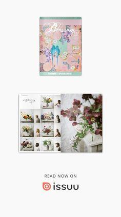 N16 Spring Blossom zine 2017  La primavera, il cioccolato, i fiori e le persone creative di Budapest Zine, Budapest, Spring Blossom, Photo Wall, Gallery Wall, Frame, Spring, Picture Frame, Photograph