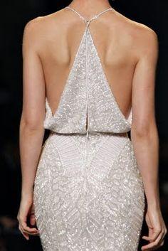 Detalhe nas costas...lindo!!!!