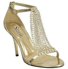gold wedding shoes for bridesmaids