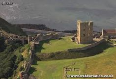 Scarborough Castle Scarborough Castle, Fortification, North Sea, 12th Century, North Yorkshire, Buckingham Palace, Historical Sites, Castles, Monument Valley
