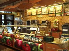 Fast food your only option? Here are the healthiest options on the menu...