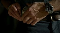 Rolex Submariner watch worn by Titus Welliver in BOSCH: CHAPTER TEN: US AND THEM (2015) @rolex