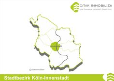 Stadtbezirk Köln-Innenstadt Der Kölner Stadtkern liegt an der Stelle der ehemaligen römischen Kolonie Colonia Claudia Ara Agrippinensium, der Köln seinen Namen verdankt. Die alte Römerstadt wurde im Mittelalter durch eine gewaltige Stadtmauer, welche auch die bisher vor dem historischen Stadtkern liegenden Klöster und Stiftskirchen einbezog, umschlossen.