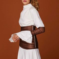 Vestido de algodón con tul de @loewe Via @harpersbazaares