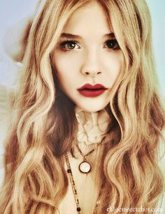 Chloe Grace Moretz is perfection