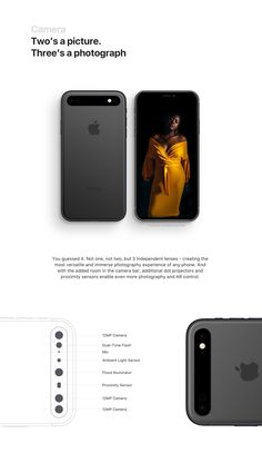 iPhone XI Concept on Behance Latest Tech Gadgets, Cool New Gadgets, Future Gadgets, Mobile Ui Design, App Design, Concept Phones, Mechanical Engineering Design, Mobile Smartphone, Electronic Gifts