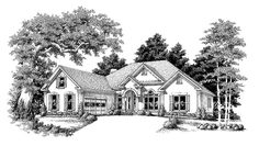 Eplans New American House Plan - Noteworthy Window Treatments - 2479 Square Feet and 3 Bedrooms from Eplans - House Plan Code HWEPL08642