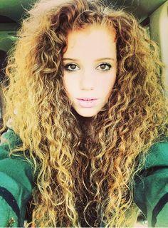 love her hair❤️
