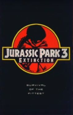 Early Jurassic Park 3 poster art. #JurassicPark3 #JurassicPark Jurassic Park 3, Jurassic World, 3 Logo, Company Logo, Movie Posters, Projects, Art, The Lost World, Log Projects