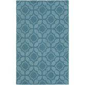 Found it at Wayfair - Impression Erica Hand-Tufted Blue Area Rug