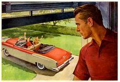 1950's Goodyear Ad