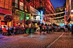 East 4th street in #Cleveland, Ohio