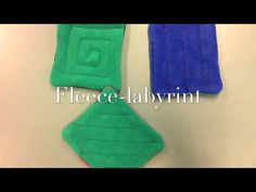 Fleece-labyrint - YouTube Fleece, Barn, Make It Yourself, Sewing, Youtube, Craft, Ideas, Dressmaking, Couture