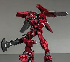 HG 1/144 Gundam Astaroth Origin - Customized Build Modeled by 扒了个熊