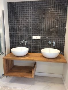 Masif Banyo Tezgah