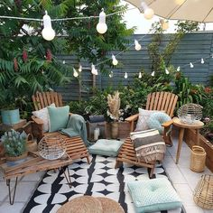 Home Decoration Ideas .Home Decoration Ideas Small Outdoor Patios, Outdoor Spaces, Outdoor Gardens, Outdoor Living, Outdoor Decor, Ideas For Small Patios, Patio Ideas Simple, Outdoor Gym, Modern Gardens