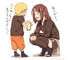 Naruto and Ron kawaii0//0)7