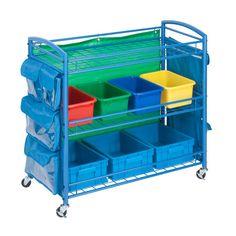 Honey-Can-Do Activity Teaching Cart