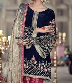 Looking for Designer Trouser Suit Collection? Discover Women's Straight/Trouser Suits Online Shopping from Maharani Designer Boutique. Net Dresses Pakistani, Pakistani Fashion Party Wear, Shadi Dresses, Pakistani Wedding Outfits, Pakistani Dress Design, Indian Dresses, Fancy Wedding Dresses, Party Wear Dresses, Prom Dresses