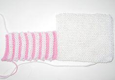 Siirrän tänne kysytyimmän ohjeeni vanhasta Vuodatuksen blogistani. Sain sähköpostiini monta kyselyä vauvan tossujen ohjeisiin. O tin kuv... Baby Booties Knitting Pattern, Knit Baby Booties, Baby Knitting Patterns, Häkelanleitung Baby, Knitwear, Knit Crochet, Projects To Try, Booty, Dolls