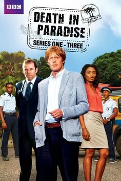 Death in Paradise - DVD Box Series 1 to 3