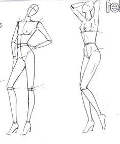 """Nueva Publicación 2014   """"Curso Básico de Dibujo de Figurín para el diseño de modas"""".   Ilustrado por Patt Monroy.     Dibujo de Figurín   ..."""