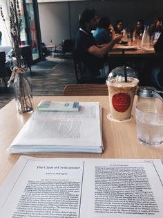 whatchewstudying: So reading week begins ✨