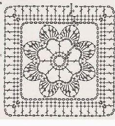 Ivelise Feito à Mão: Squares E Mais Squares