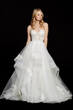 Love the flow of the dress. This is the type of tulle dress I want.