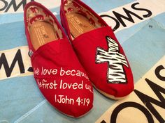 Custom TOMS = LOVE!!