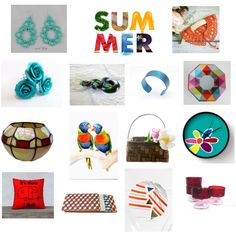 Summer by acasaconmanu on Polyvore featuring Handle and Luminarc