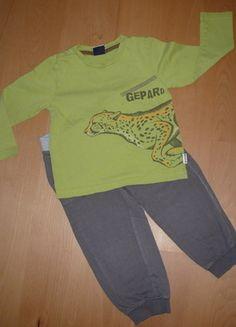 Kaufe meinen Artikel bei #Mamikreisel http://www.mamikreisel.de/kleidung-fur-jungs/sets-and-kombinationen/18540077-set-gepard-langarmshirt-von-jakoojako-o-und-jogginghose-von-babyclub