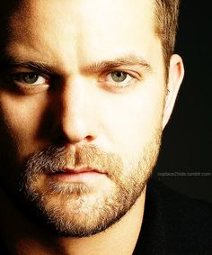 Joshua Jackson. I've been in love with him since he played Charlie in the mighty ducks movies lol
