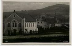 Čadca, Csácza, 1860 - 64