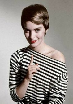 Jean Seberg, 1938 - 1979. 40; actress. biography Played Out; The Jean Seberg…
