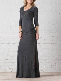 Long sleeve maxi must have for this Winter