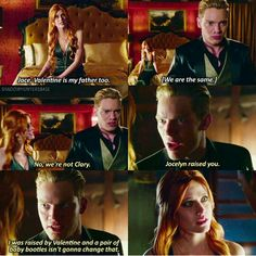Season 1 Episode 13: Jace and Clary