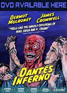 """Dante's Inferno"" (Sean Meredith, Paul Zaloom, Sandow Birk, 2007) - Dante Today - Citings and Sightings of Dante's Works in Contemporary Culture"