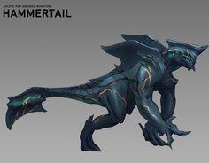 Subnautica Creatures, Fantasy Creatures, Mythical Creatures, Monster Design, Monster Art, Creature Concept Art, Creature Design, Sci Fi Anime, Pet Dragon