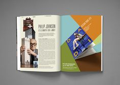 DADI magazine #02 by Nicolas Zentner, via Behance