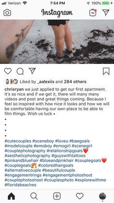 Chris Ryan, We Got It, How To Apply, Feelings, Videos, Instagram